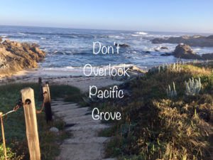 Don't Overlook Pacific Grove