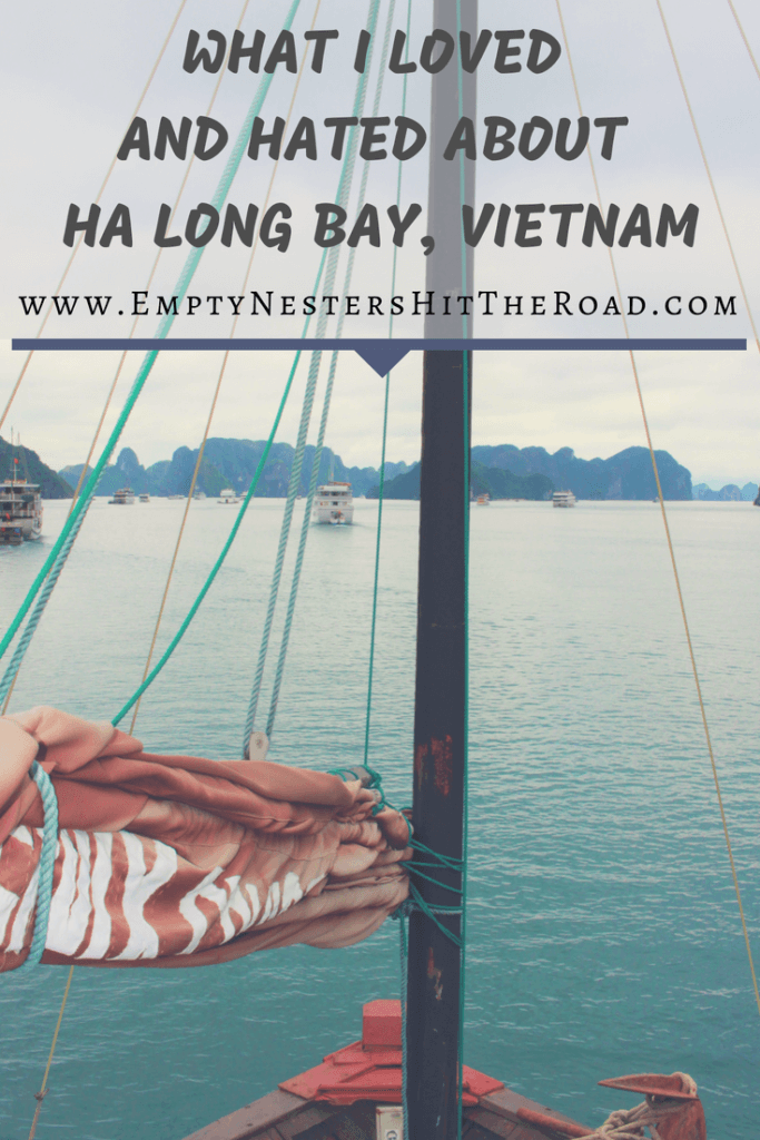 Ha Long Bay is beautiful place, but its been negatively impacted by too many visitors and poor conservation. Here are the things to consider before visiting Ha Long