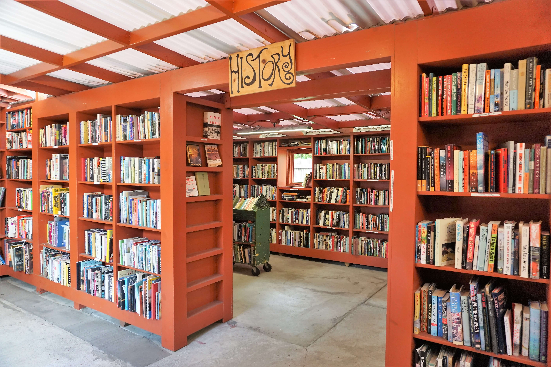 Bart's Books in Ojai California
