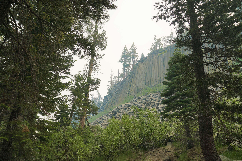 Devil's Postpile National Monument