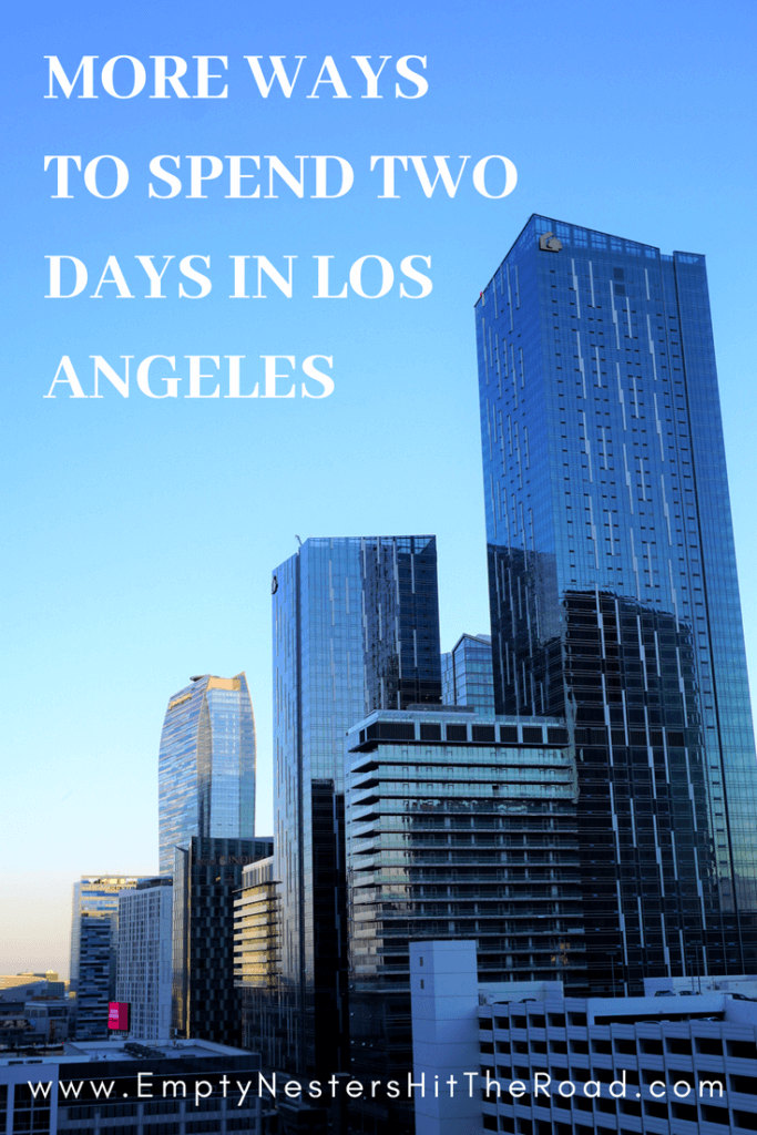 More Ways to Spend Two Days in Los Angeles--Photo of buildings in downtown Los Angeles