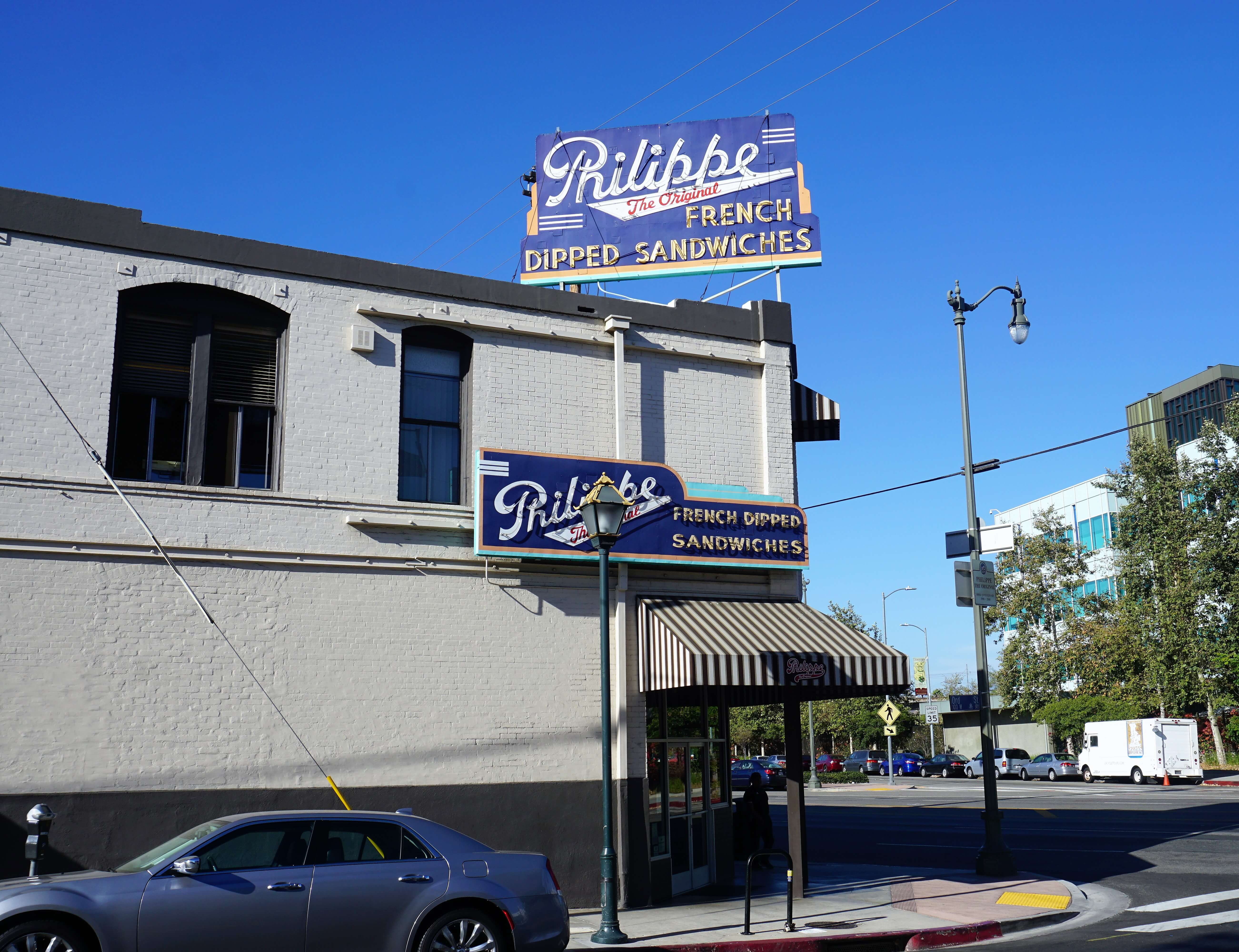 Philippe The Original Restaurant in Los Angeles