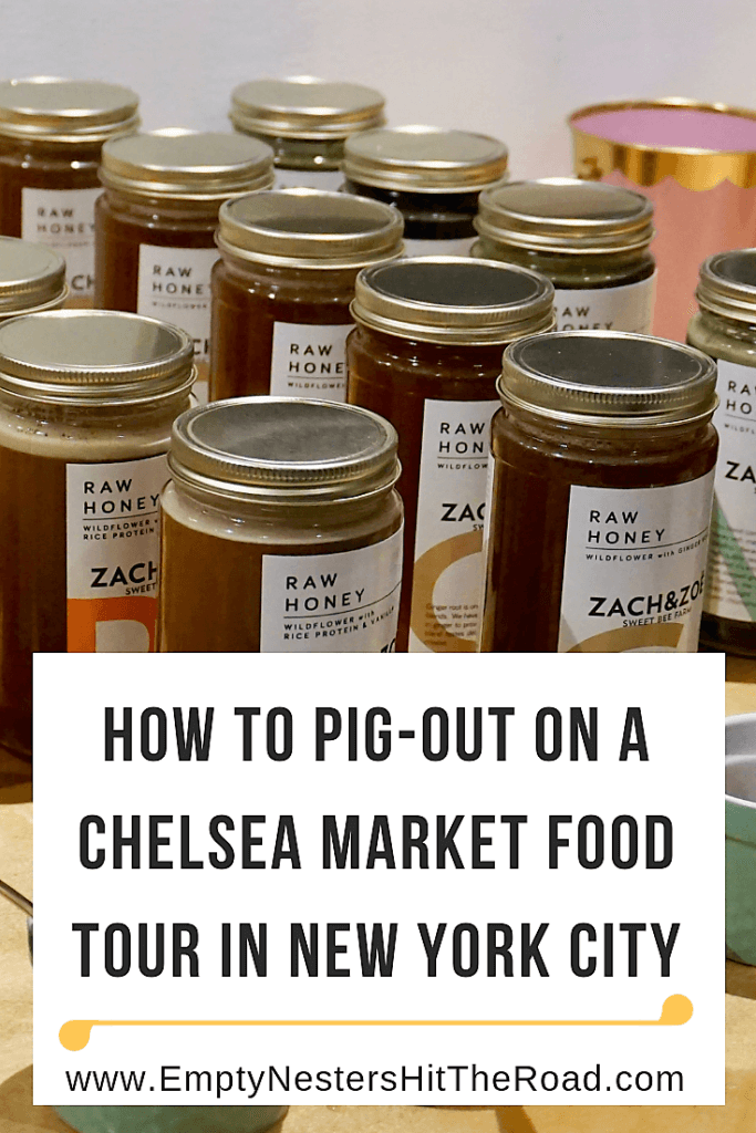 Chelsea Market Food Tour in New York City