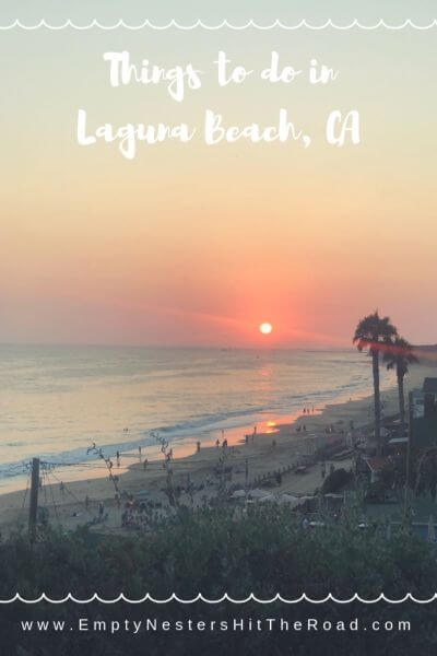 What should you do in Laguna Beach? Get outdoors, enjoy the art, and have a meal at an ocean view restaurant.