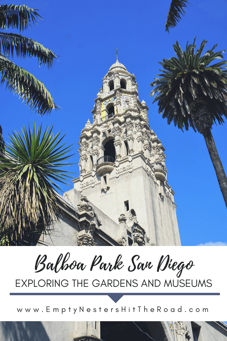 Balboa Parks Gardens and Museums