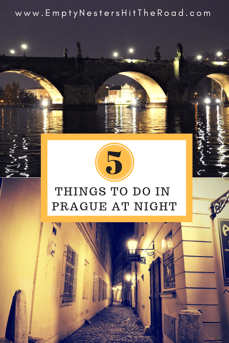 5 Things To Do in Prague at Night