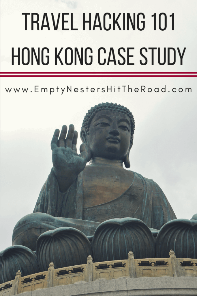 Travel Hacking 101--Hong Kong Case Study, Photo of Giant Buddha on Lantau Island