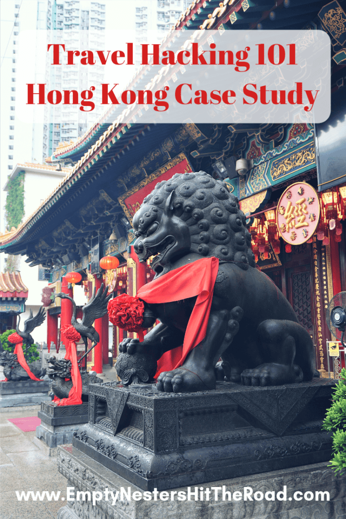 Travel Hacking 101-Hong Kong Case Study, Photo of a temple
