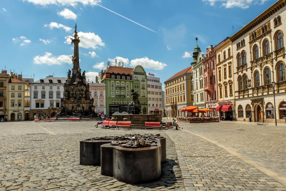 Olomouc, photo courtesy of My Wanderlust