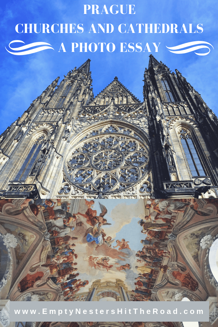 Prague Churches and Cathedrals--A Photo Essay