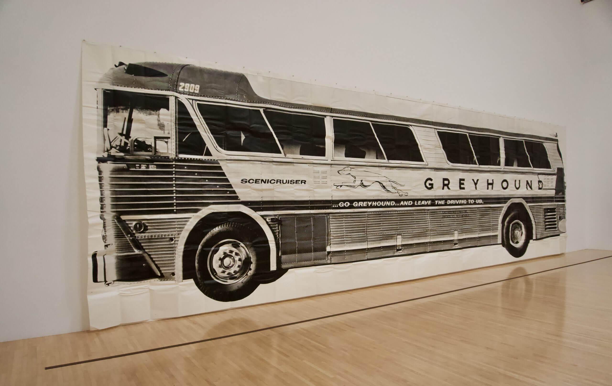 Best Museums In Los Angeles--Artwork at MOCA