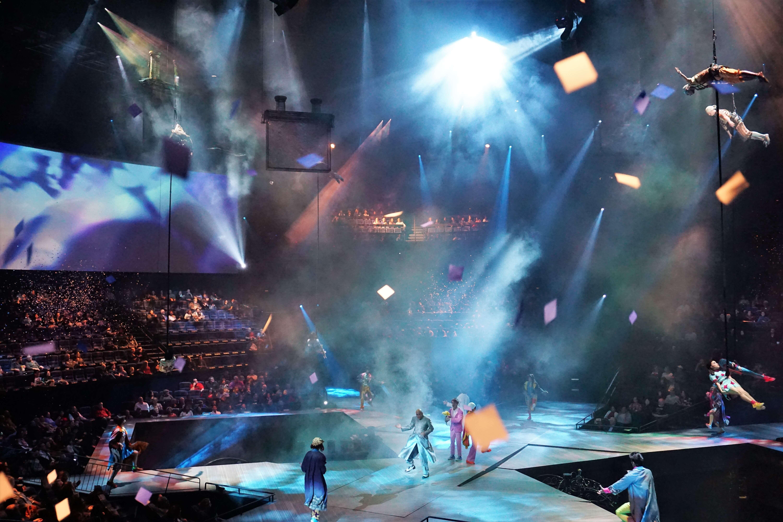 The Beatles Love Cirque du Soleil show