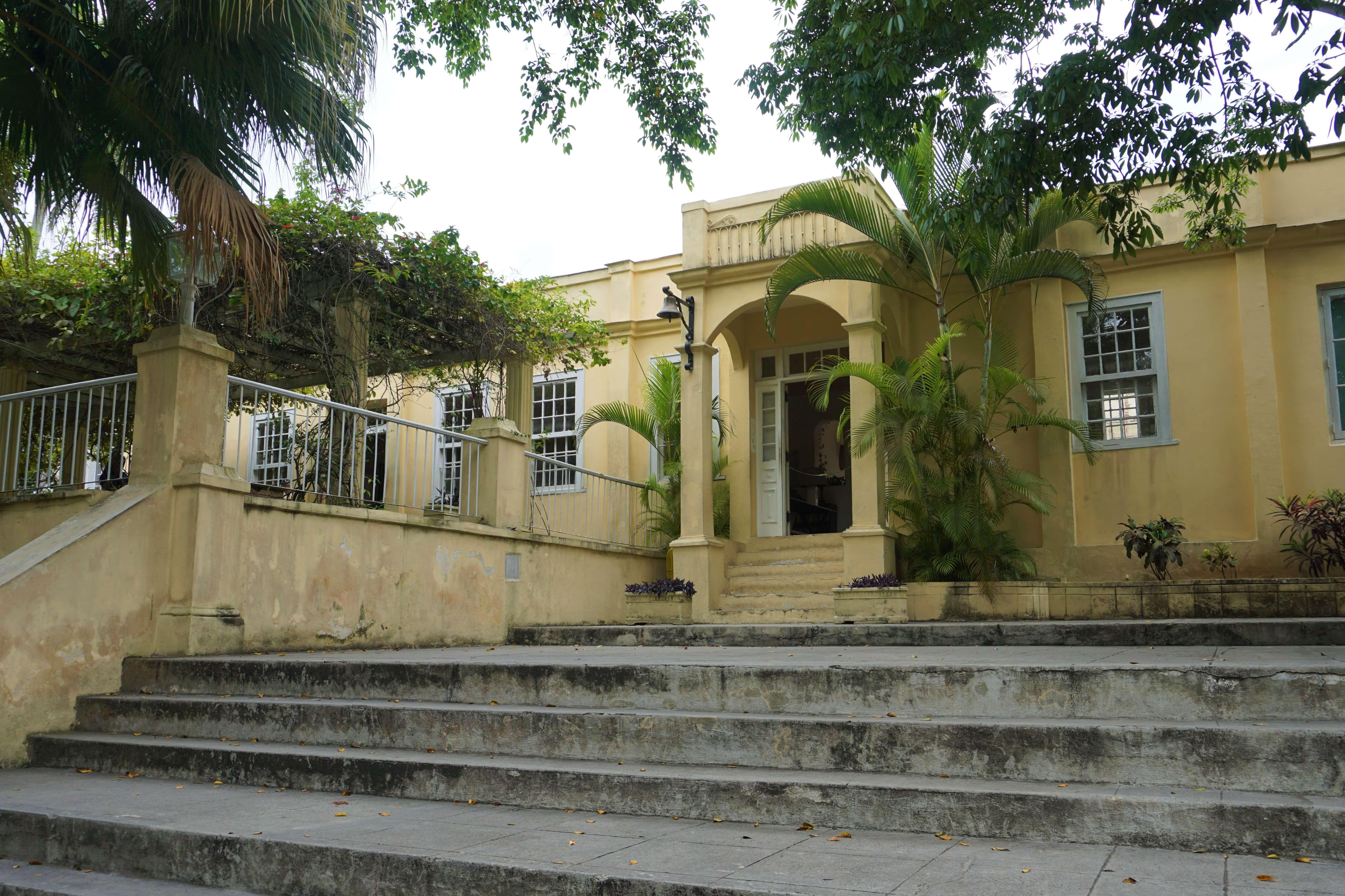 Hemingway's home in Cuba, Finca Vigia