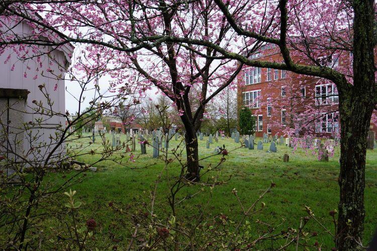 Eastern Cemetery Portland Maine