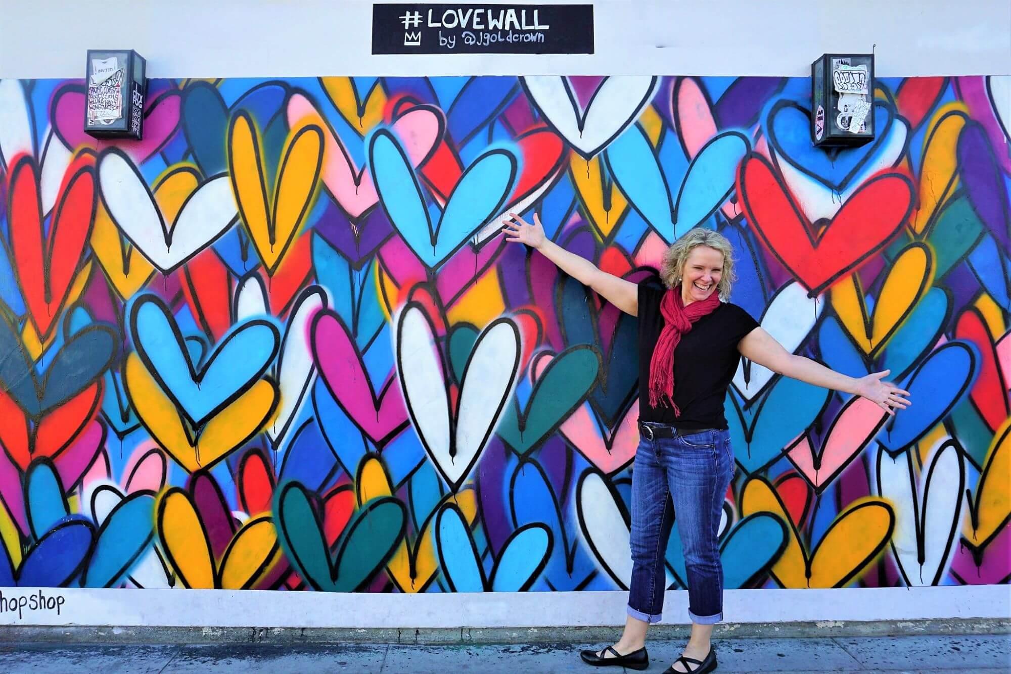 Venice Love Wall