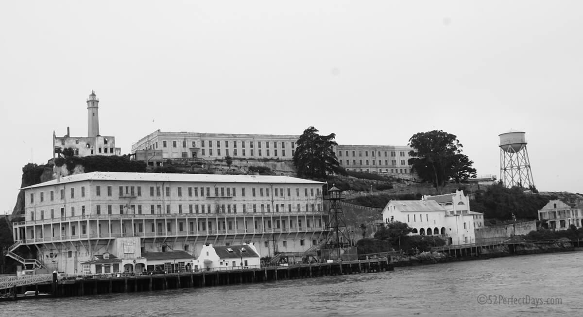 Alcatraz Island, a National Historic Landmark