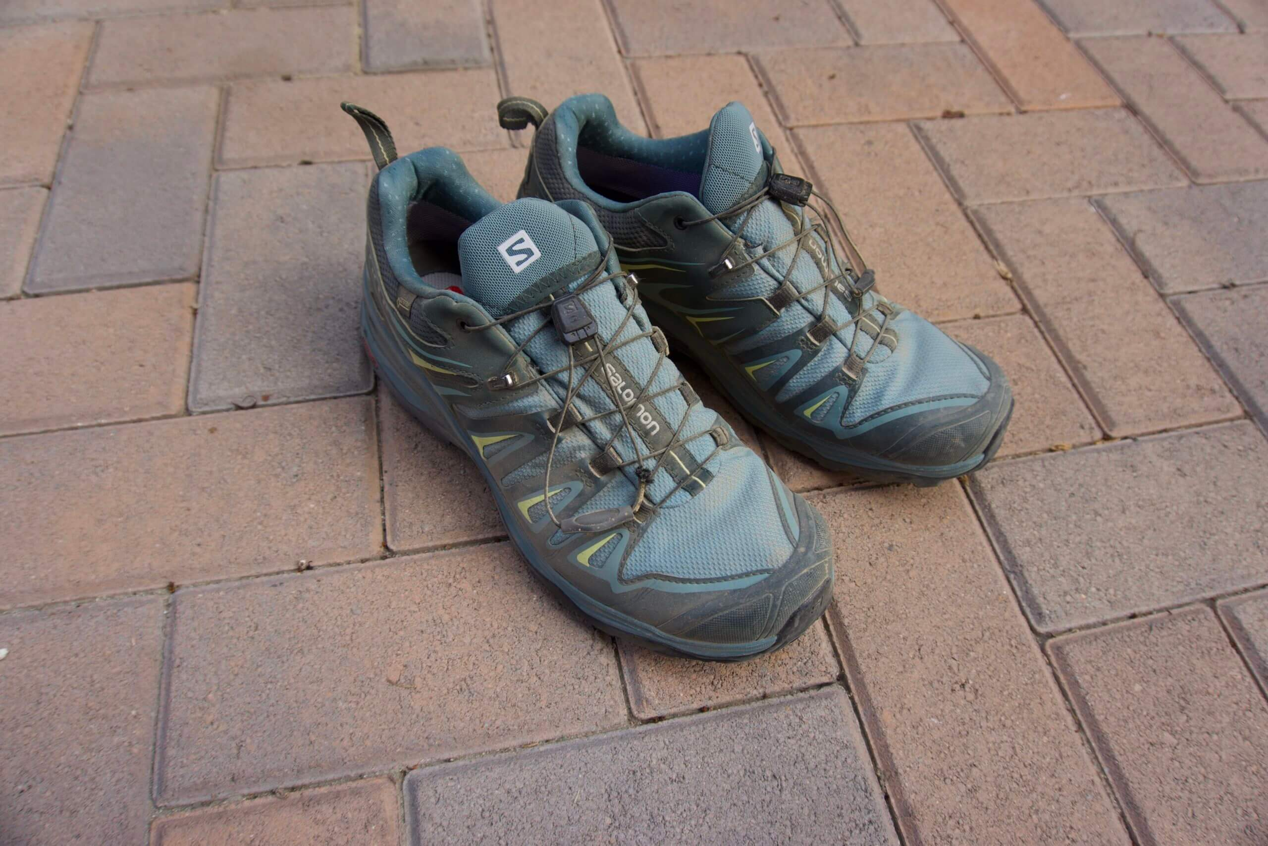 Wendy's hiking boots