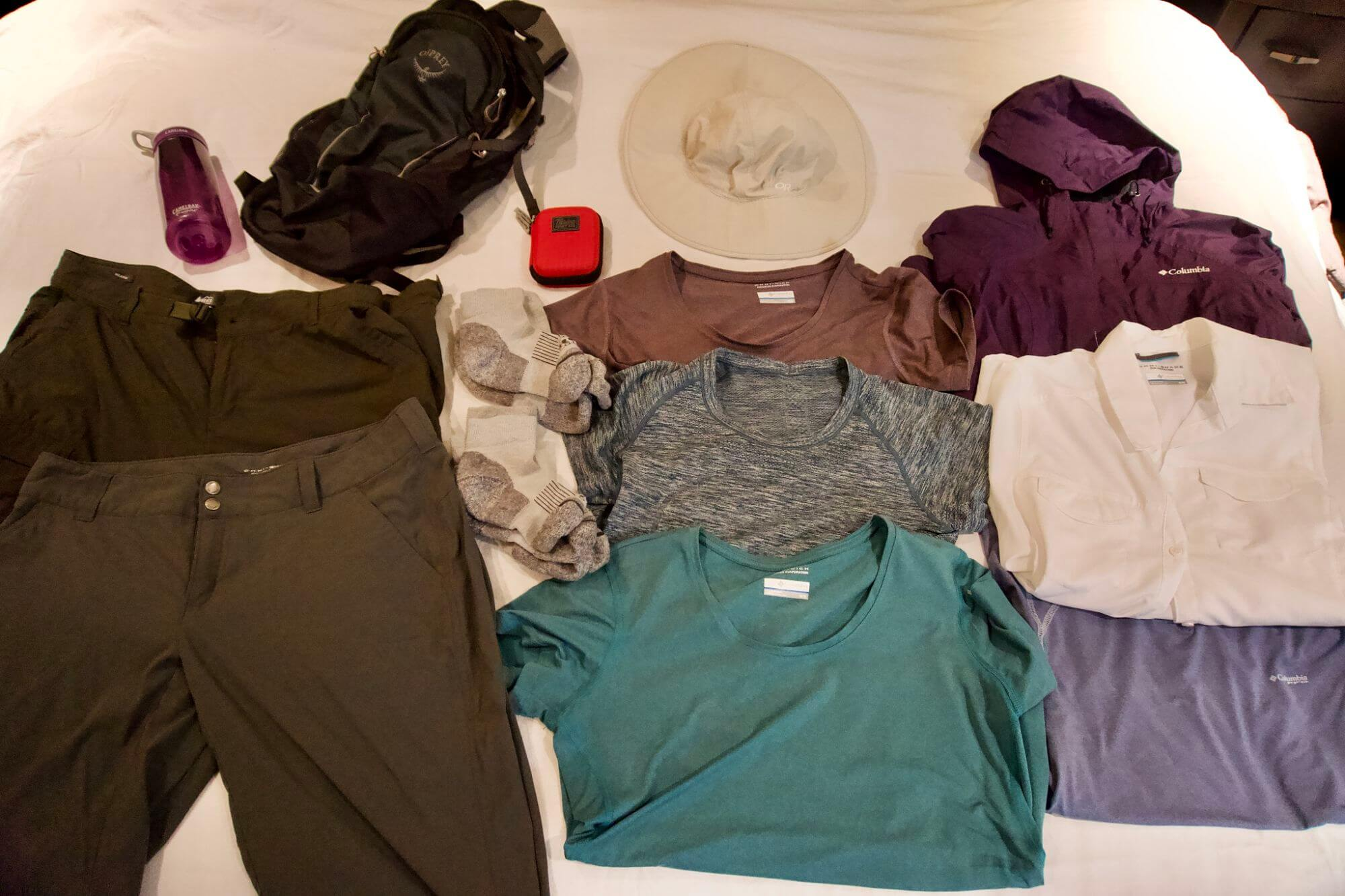 Hiking clothes for the Cotswolds