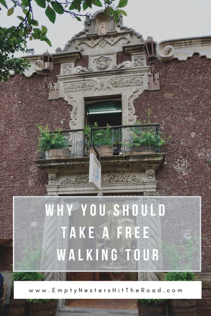 Why You Should Take A Free Walking Tour Pin Two