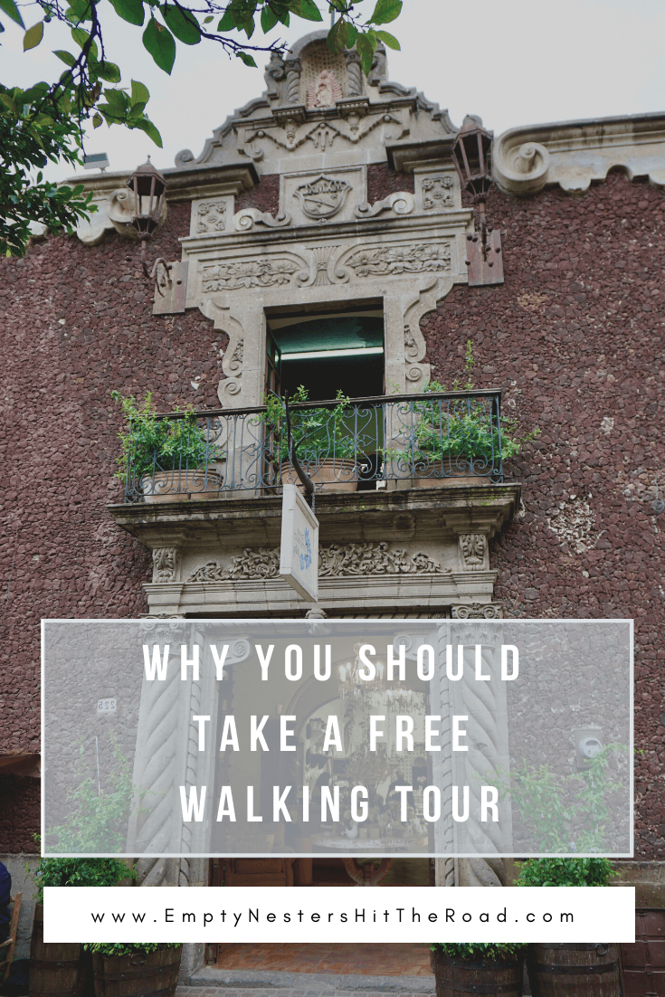 Why You Should Take A Free Walking Tour Pin Two