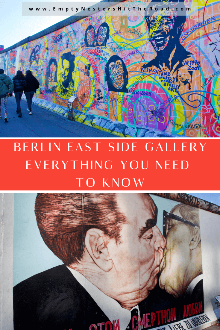 East Side Gallery in Berlin, Germany--Everything You Need To Know