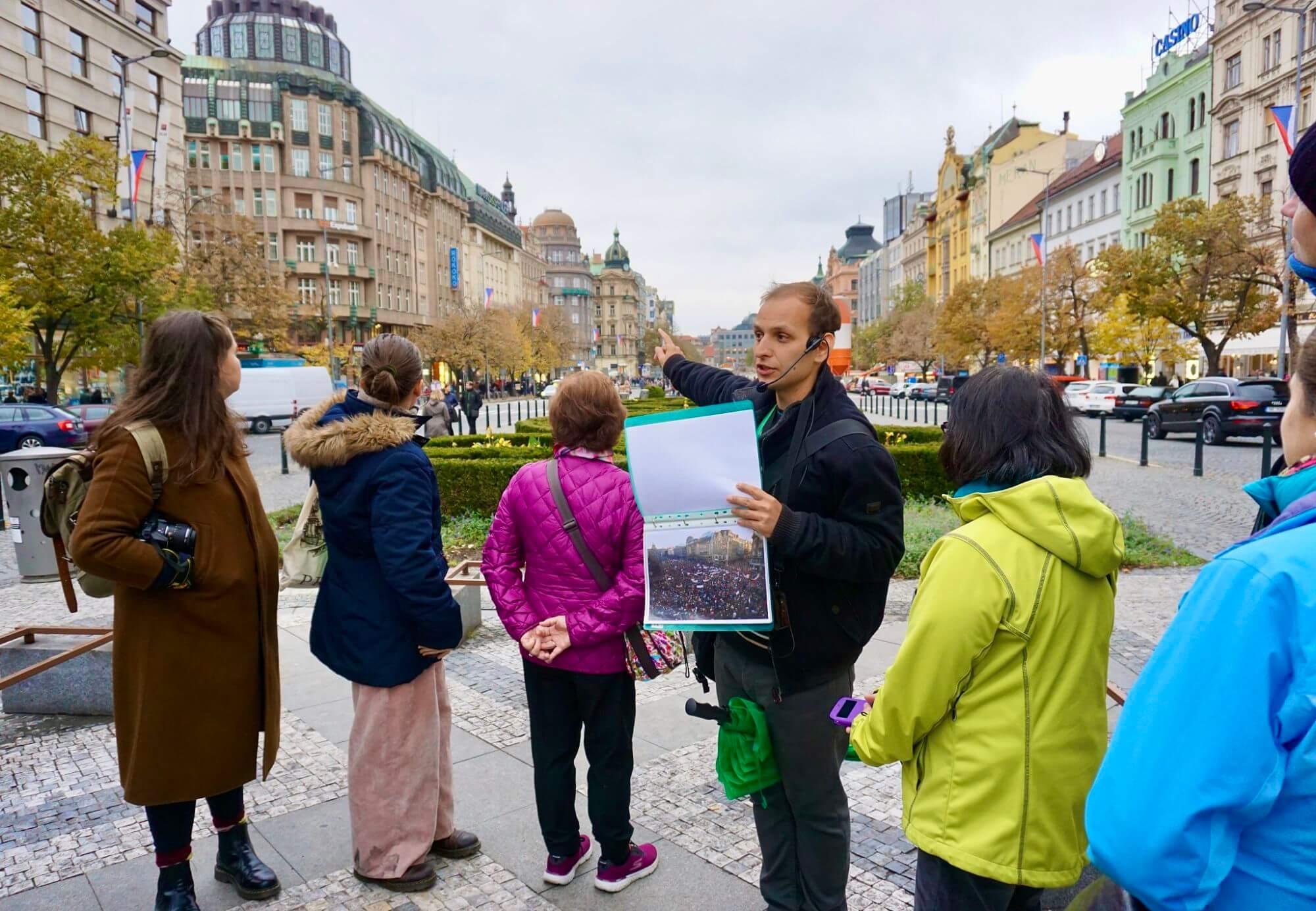 New Town Prague free walking tour
