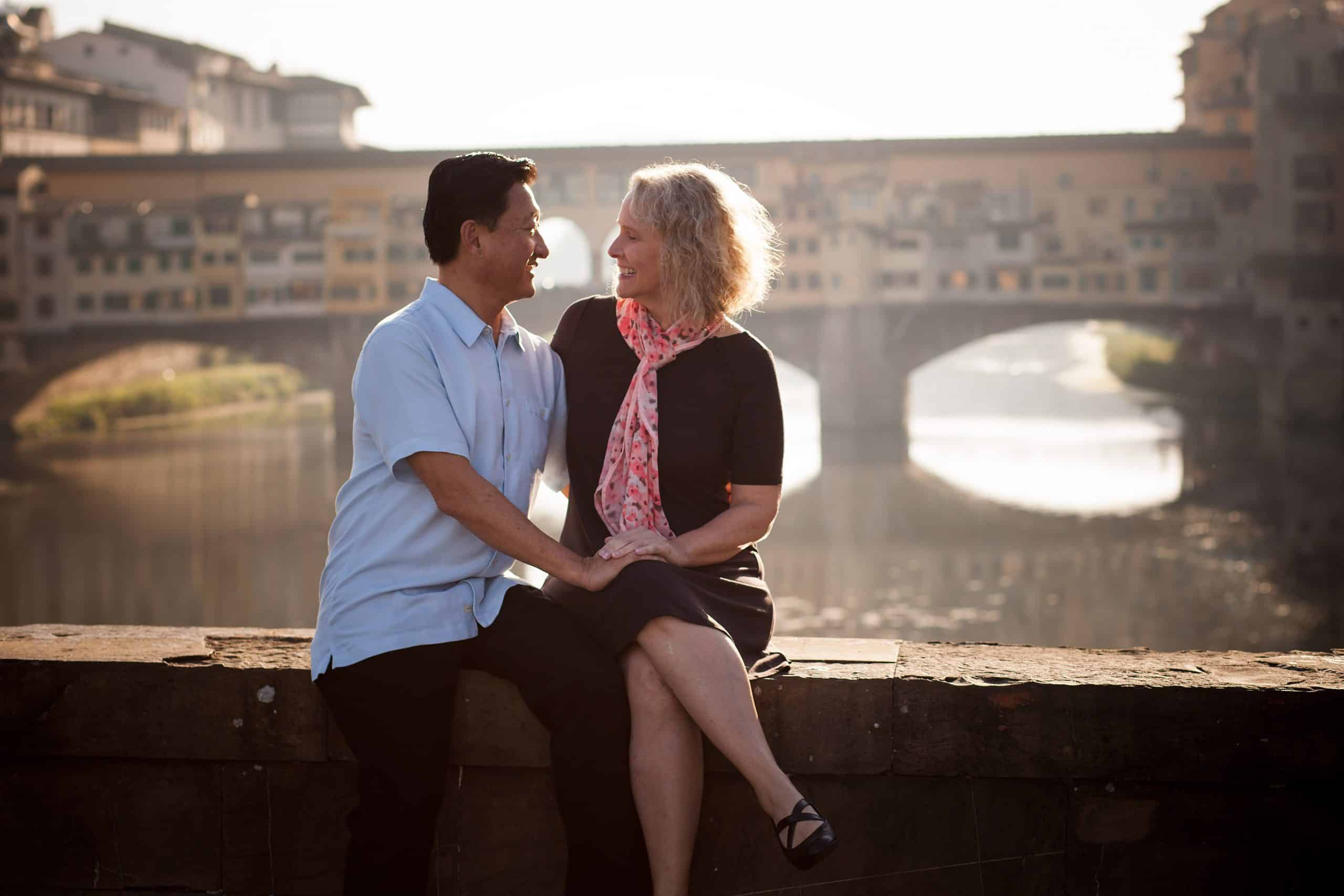 Anniversary Trip Ideas--Wendy and Jason in Florence, Italy