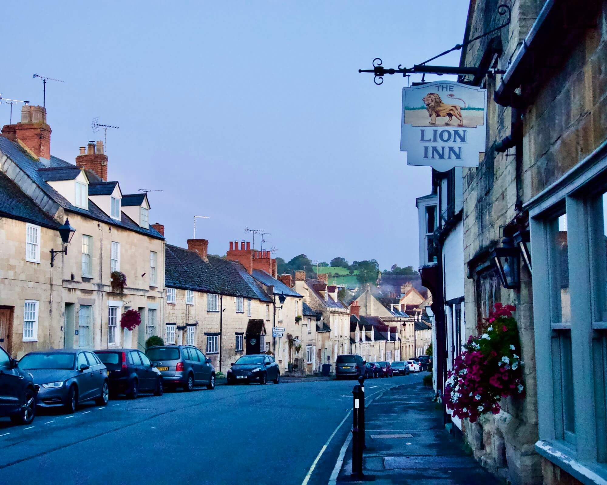 North Street in Winchcombe