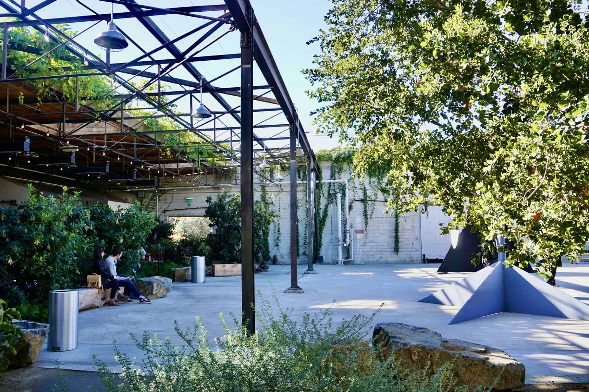 Free museums in Los Angeles--Hauser and Wirth