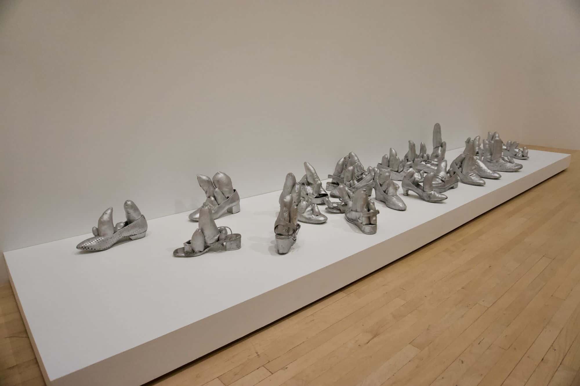 Artwork at MOCA