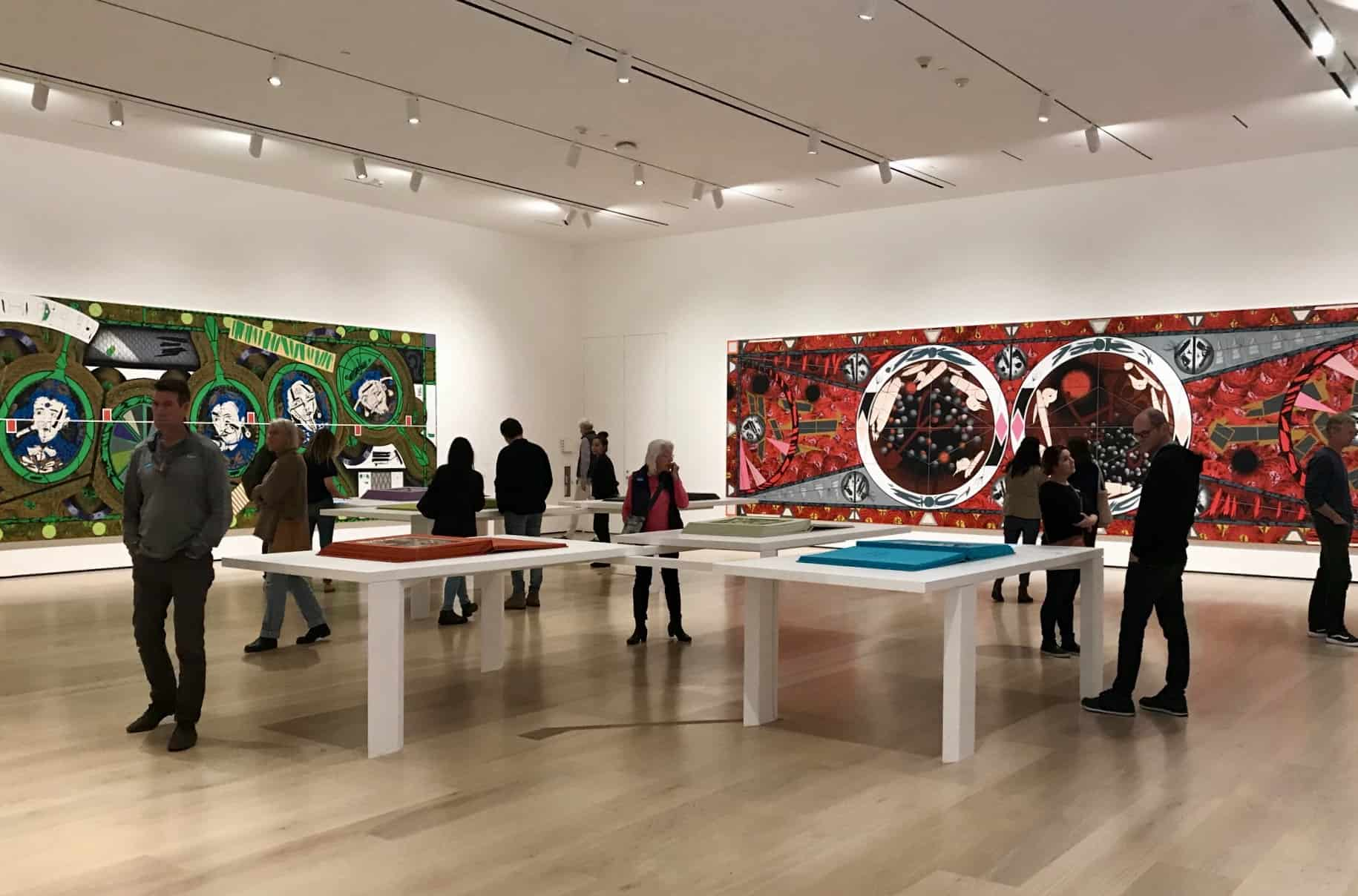 Free museums in Los Angeles--Hammer Museum