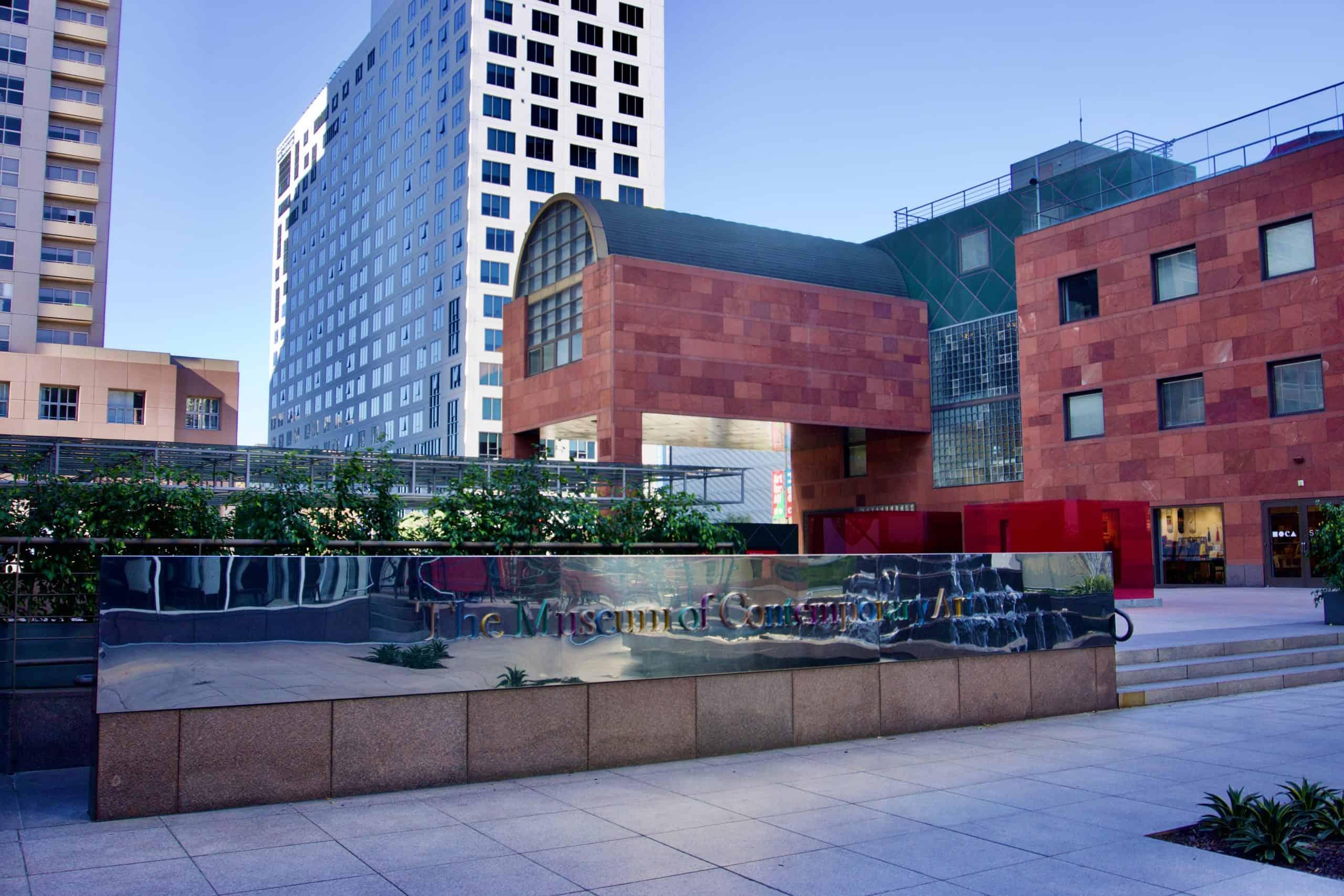 Free Museums in Los Angeles--MOCA