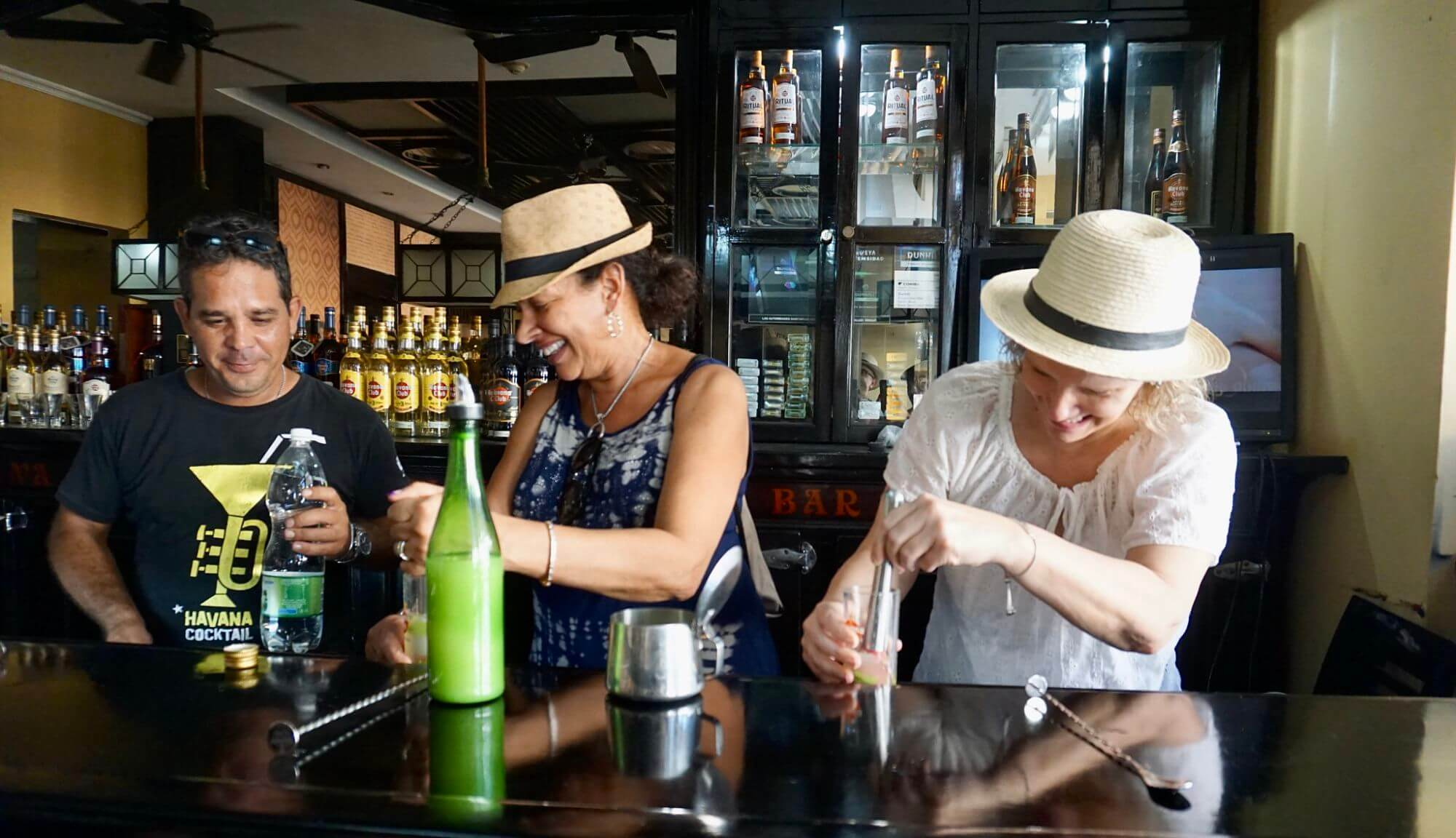 Trip Around The World In 5 Cocktails--Mojito From Cuba
