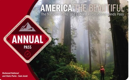 America the Beautiful National Park Pass