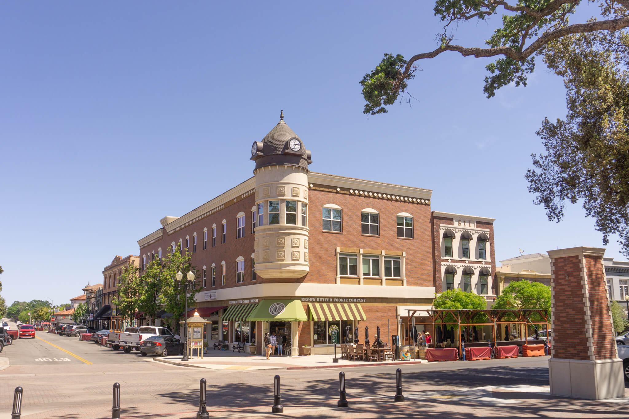 What to do in Paso Robles--Visit Downtown Paso Robles