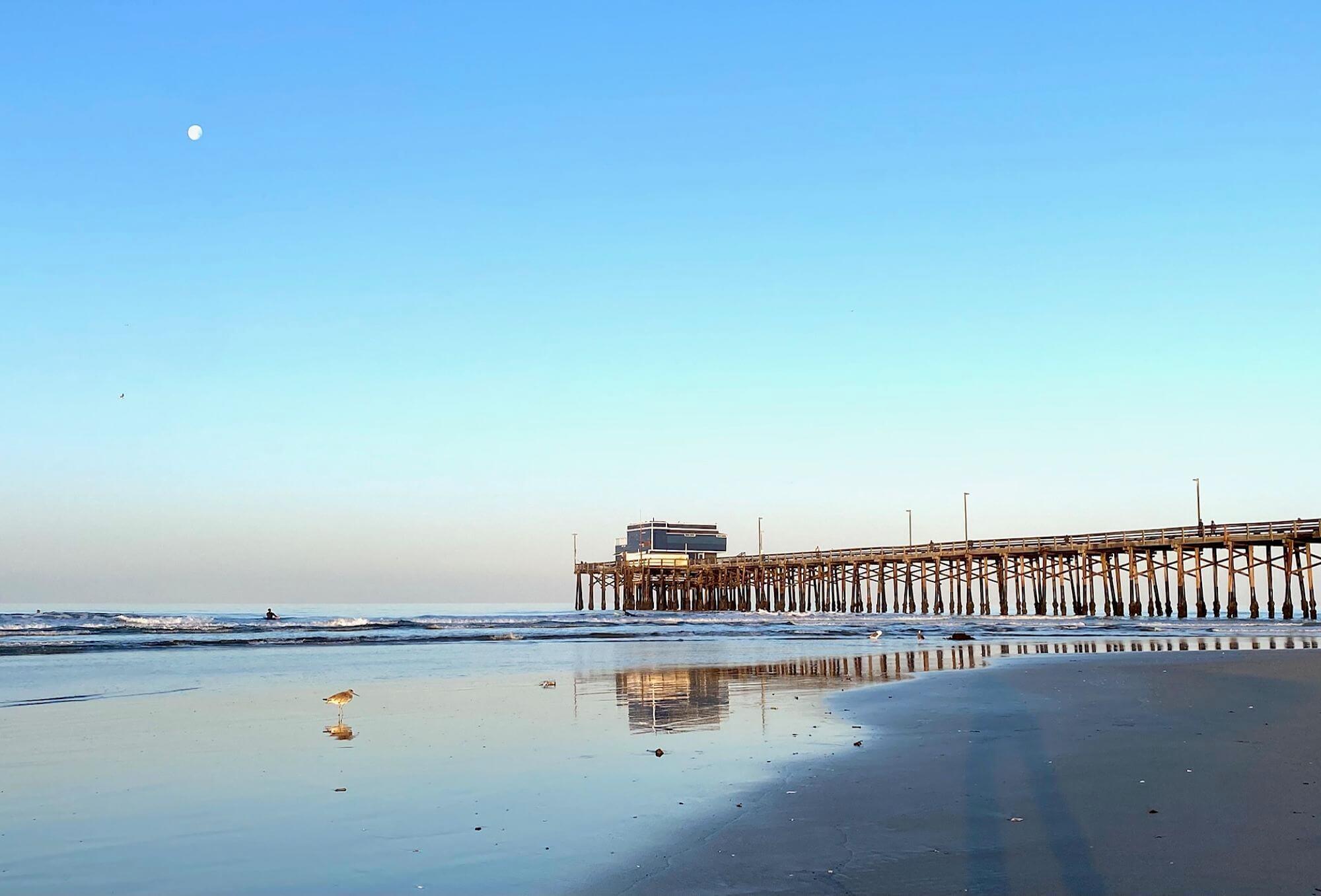 What to do in Newport Beach--Stroll Newport Pier