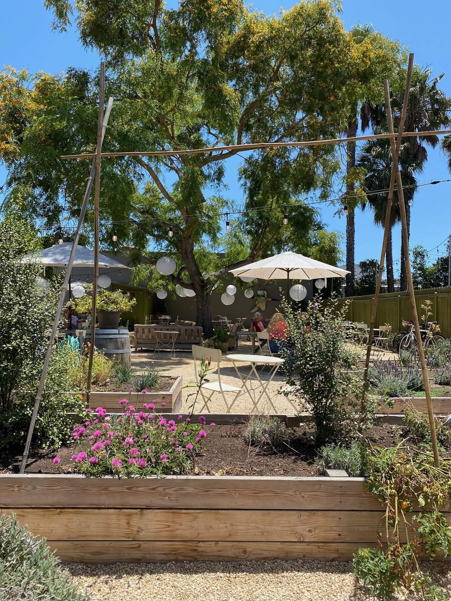 LA to San Francisco Road Trip--Funk Zone in Santa Barbara