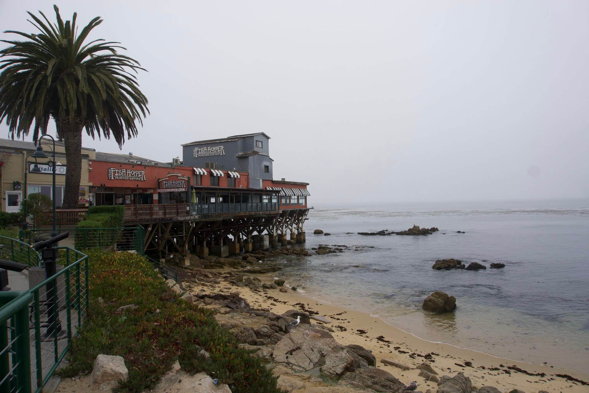 Fish Hopper Restaurant in Monterey