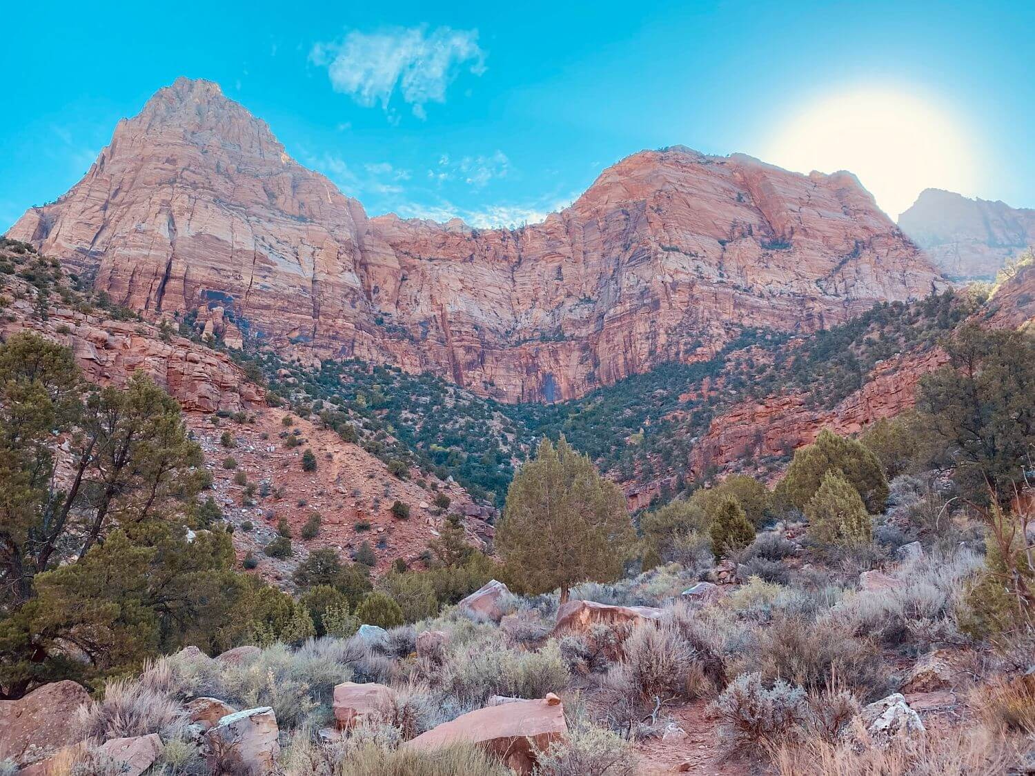 How To Spend One Day In Zion National Park
